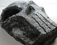 Papier-Mâché Mask