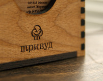 Corporate & Brand Identity, Triwood