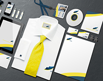 AirKite [Airlines Corporate Identity]