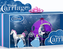 Cinderella Magical Carriage