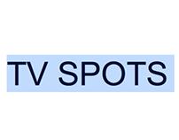 TV spots