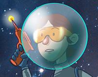 Matilde into Space