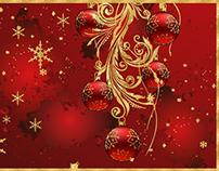 Glitter-Christmas Decorations