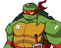 ROTTMNT - Raph Redesign