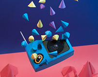 Explosive sounds - Le Cargo