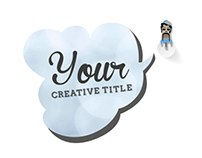 Website for every ingenious creative who needs a title