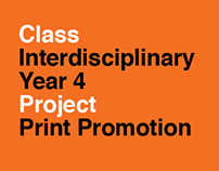 Interdisciplinary 4 _Print Promotion