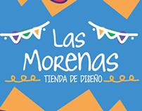 Las Morenas: tienda de diseño /Gráfica