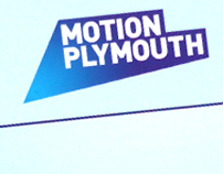 Motion Plymouth Moving Image Promotional Material