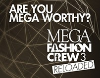 VARSITY Crew Portfolio for MEGA Fashion Crew Reloaded