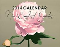 New England Garden 2014 Calendar