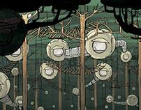 Concept art - Children's cartoon series