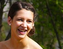 Abby Ruff Senior Prom - 2013