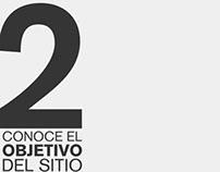 SITIOS WEB 2013