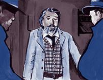 "Richard Diamond, Private Detective: ""Jerome J. Jerome"""
