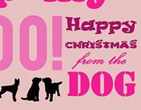 The Dog's Christmas Card
