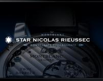 Montblanc Star Nicolas Rieussec iPhone App