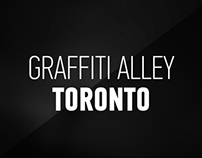 Graffiti Alley | Toronto