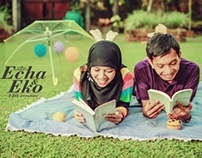 Prewed Eko and Echa