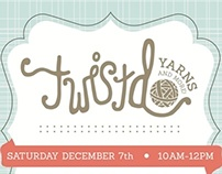 Twisted Yarns Open House