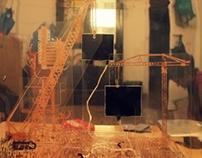 Art installation: India Art Fair   January 2013