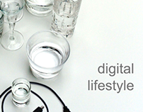 Digital Lifestyle - Poster
