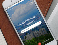 Travolize iOS App UI/UX Design