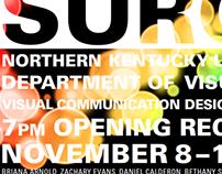 Student Work | Senior Show Poster
