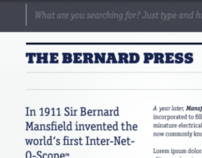 The Bernard Press