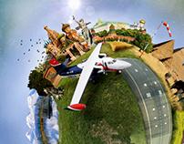Calendar Aircraft Industries 2014