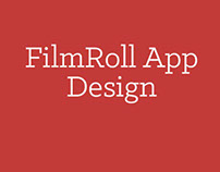 Film Watch – App Design
