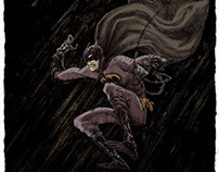 another falling batman