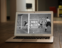 Wey Aye Website Design