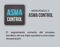 ASMA CONTROL APP.