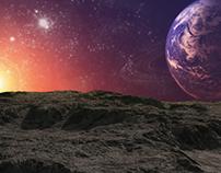 Planet Scene