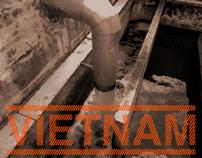 VIETNAM: Urbanization & Water Sources Infographic