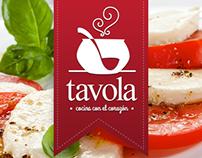 TAVOLA | DELIVERY FOOD