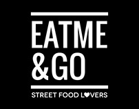 EATME&GO Street food | brand identity