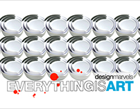 "Documentary ""Everything is Art"" for Ovation Television"