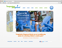 Imagination Playground Website