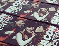 Bacon Theatre Programme Redesign