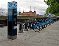 Barclay cycle hire