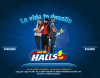 Sigue con Halls