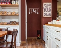 בית קפה בהוד השרון Cafe Interior Design