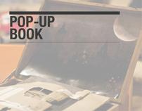 "Art Direction // ""El Rabino"" Pop-up Book"