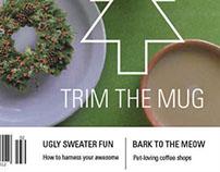 American Coffee Shop Magazine Covers