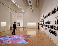 San Francisco MoMA Video Projection Istallation