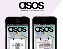 ASOS - NEW FASHION INSPIRATION APP