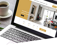 Sea House Resort - web & logo design
