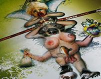 cd artworks / 1998 - 2004